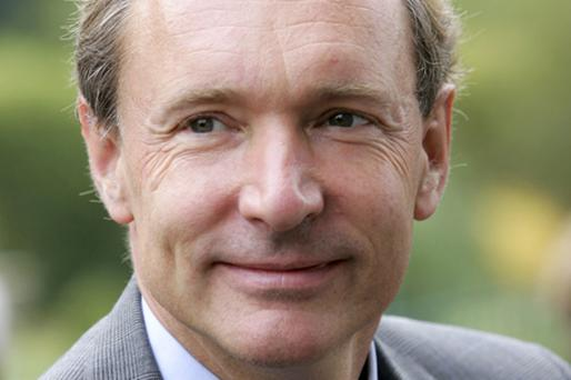 Tim Berners-Lee said net neutrality is essential to the idea of the web Photo: Getty Images