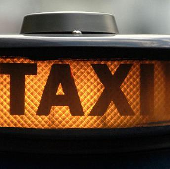 A naked woman stole a cab in Louisiana, US, police said