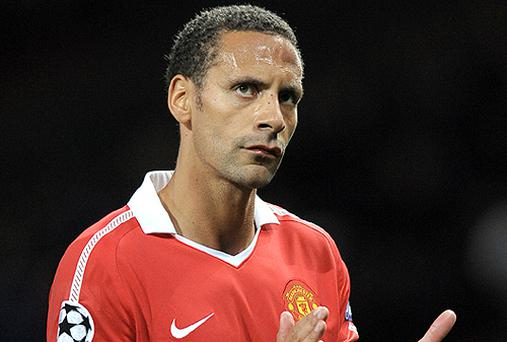 Rio Ferdinand. Photo: Getty Images