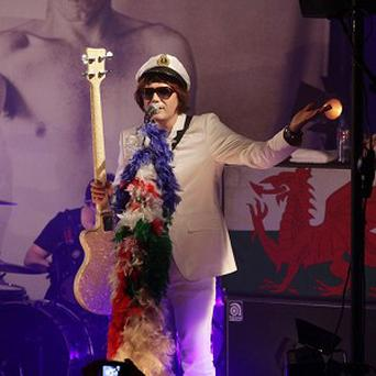 Nicky Wire is nervous about the release of the band's new album