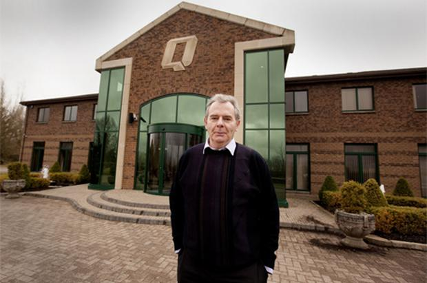 Sean Quinn and his family remain the owners of the industrial holdings group, but are locked in intensive talks with banks and bondholders. Photo: David Conachy