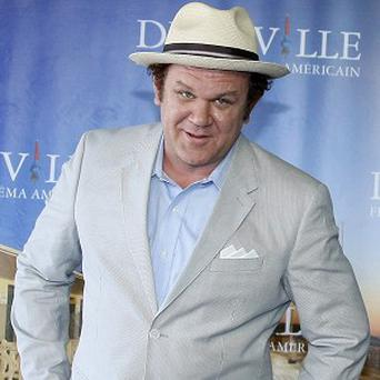 John C Reilly compared himself to cartoon ogre Shrek