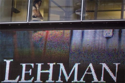 Lehman has almost $20bn in cash and a monthly payroll of up to $45m for managers and advisers. Photo: Bloomberg News