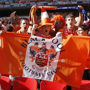 Blackpool fans are willing to go more than 170 miles to cheer on the Tangerines, study finds