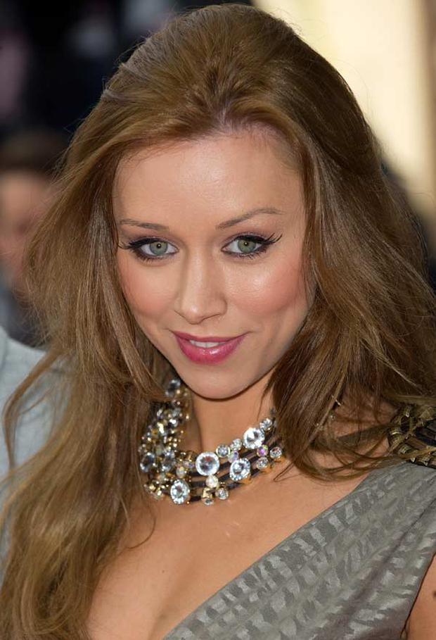 Una Healy from The Saturdays