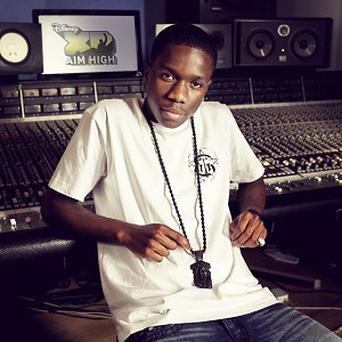 Tinchy Stryder would like to duet with Kanye West
