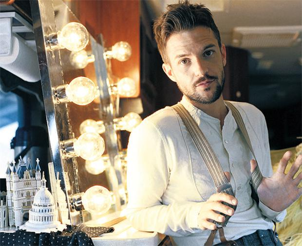 Brandon Flowers, Killers frontman and sometime solo artist