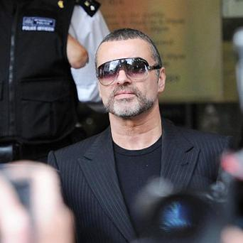 George Michael's bail application has been abandoned
