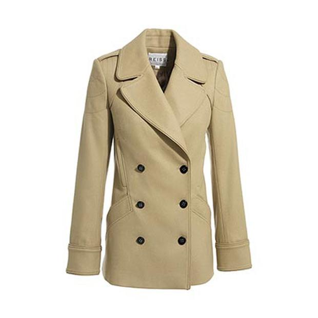 Camel coat by Reiss €260