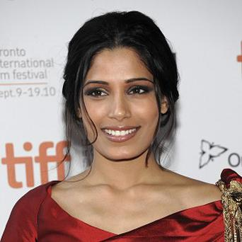 Freida Pinto hopes to open doors for other actors