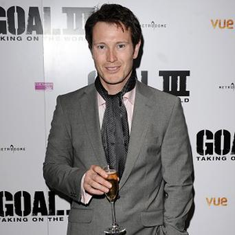 Nick Moran says some his scenes in Harry Potter were too gory