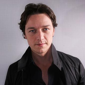 James McAvoy says some of the lines were changed in The Conspirator