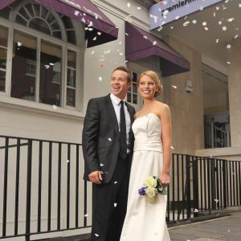A bargain wedding at premier Inn will cost just 199 pounds