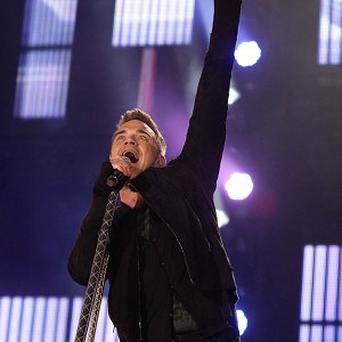 Robbie Williams has revealed he's on medication for an illness which makes him depressed