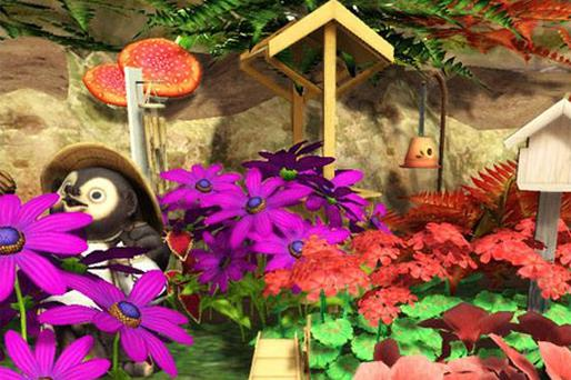 Horticulture for the handheld: My Garden has been unveiled for the Nintendo 3DS. Photo: EA