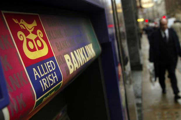 Former finance minister Charlie McCreevy's new investment group NBNK is thought to be eyeing up a move for AIB's UK operations. Photo: Getty Images