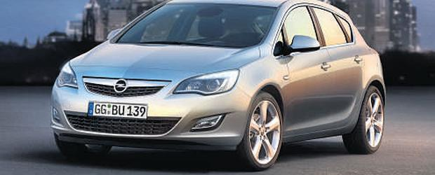 IMPRESSIVE: Prices start at €20,605 for the Astra