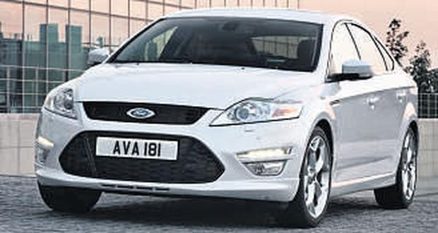 IMPROVED TECHNOLOGY: the new Mondeo offers great value