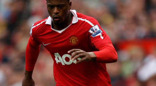 Patrice Evra. Photo: Getty Images