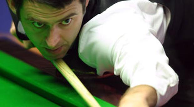 Ronnie O'Sullivan. Photo: Getty Images