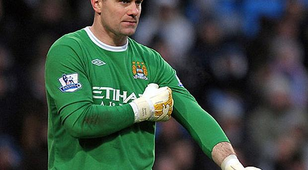 Shay Given. Photo: Getty Images