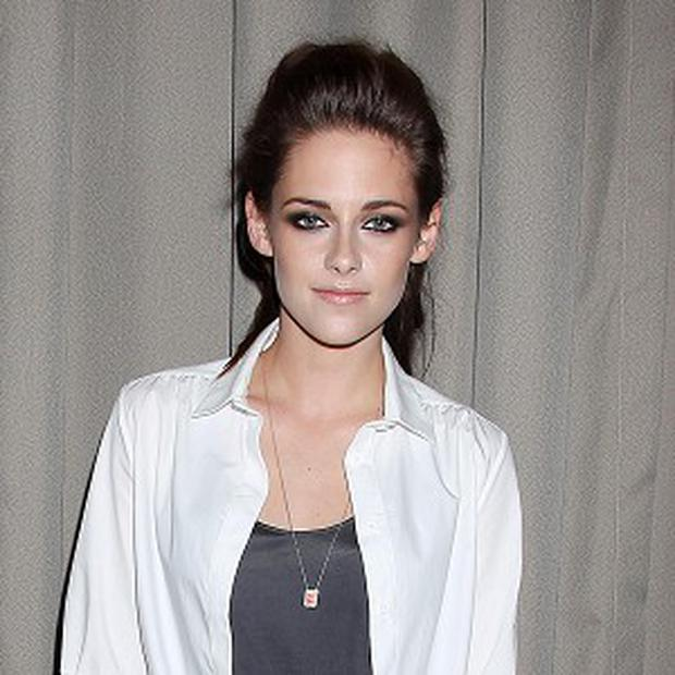 Kristen Stewart had no qualm about taking her top off for On The Road