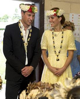 Kate and William are understood to be considering measures to prevent further distribution of the topless photos.