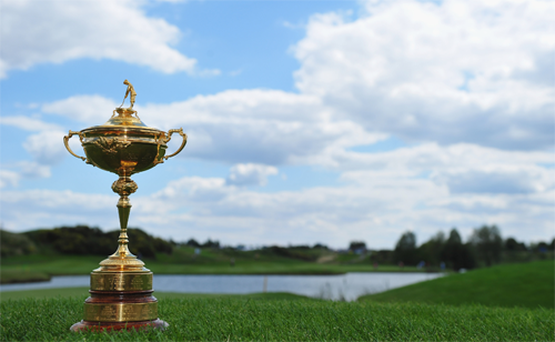 As the world's leading golfers fight over a bonus pot of $35m (€27m) in Atlanta this weekend a ban is hereby proposed on the claim that they contest the Ryder Cup
