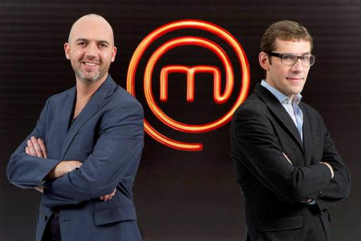 RTÉ TELEVISION LAUNCHES SEARCH FOR MASTERCHEF IRELAND 2012. Michelin-starred chef Dylan McGrath and top restaurateur Nick Munier