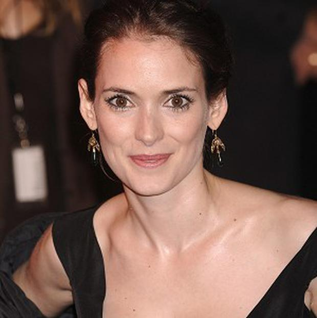 Winona Ryder is one of the stars of Tim Burton's new animated 3D film Frankenweenie