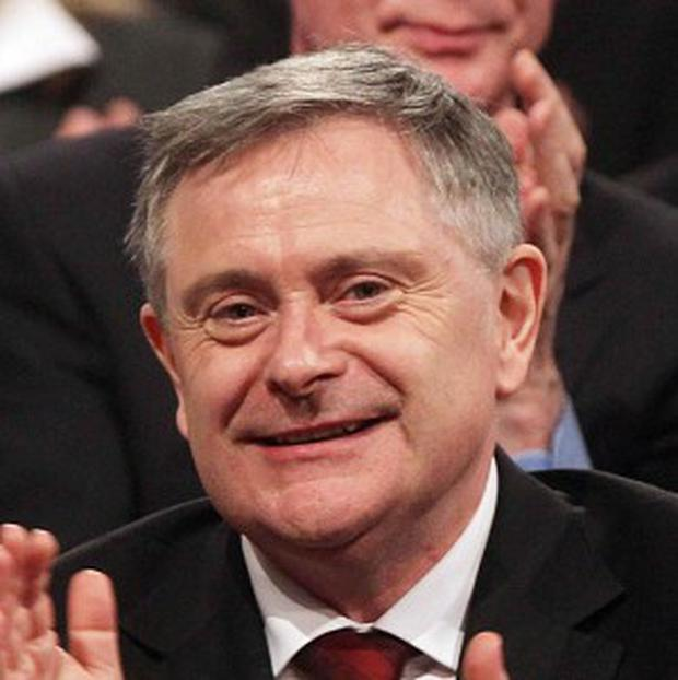 Public Expenditure and Reform Minister Brendan Howlin said he agreed with David Begg over publice sector pay scales