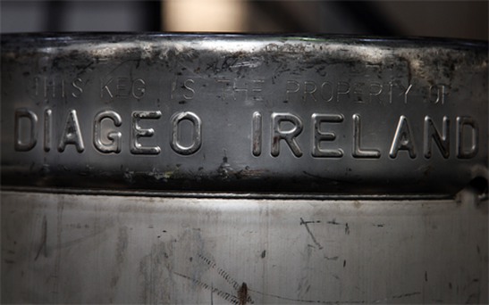 Diageo acknowledged that the aim of Arthur's Day is to increase consumption