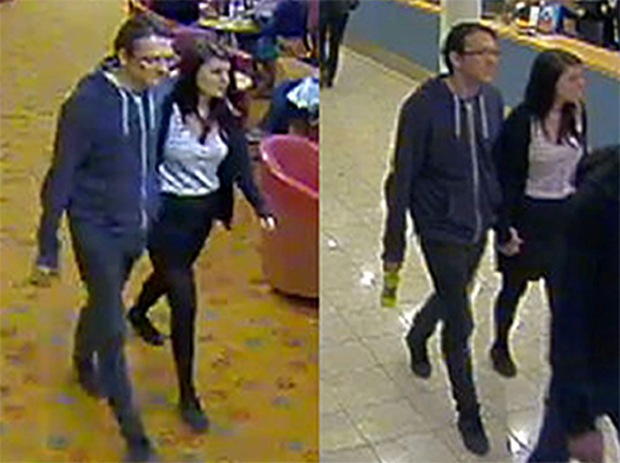 The pair, who also discussed running away together, have not been seen since fleeing to the continent last Thursday evening, when they took a ferry from Dover to Calais.