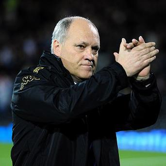 Martin Jol is looking to add to his midfield options at Fulham