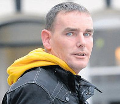John Wilson, who was shot dead at his home on Cloverhill Road, Ballyfermot, in September 2012.