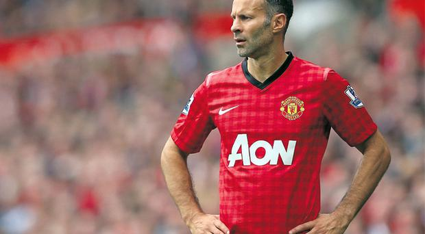 Ryan Giggs was whipped off at half-time on Saturday after 45 minutes when he looked every one of his 38 years