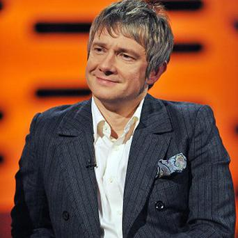 Martin Freeman has joined the cast of The World's End