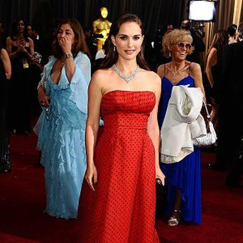Natalie Portman is being linked to the role of Jackie Kennedy