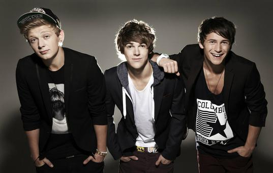 GMD3 will change their name for the first live show. Photo: ITV