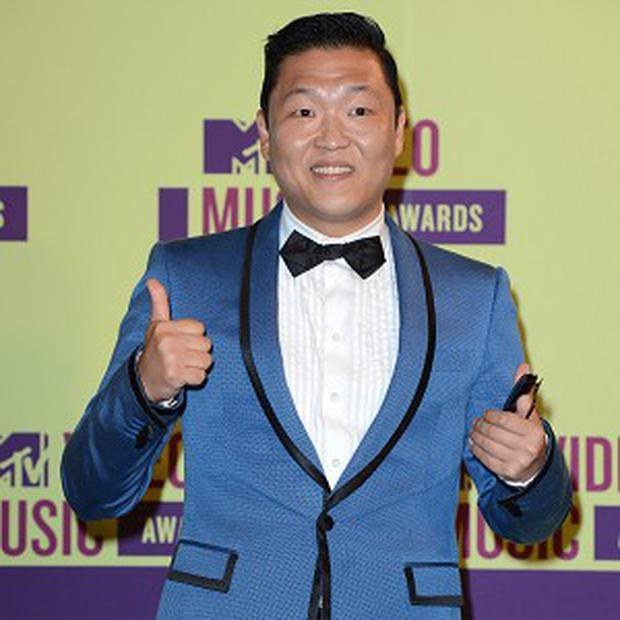 Psy has become the first South Korean musician to make it to number one in the UK with his single Gangnam Style