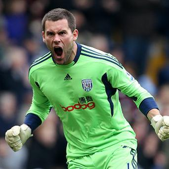 Ben Foster produced a superb display in West Brom's draw at Aston Villa on Sunday