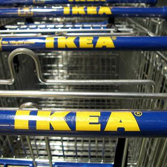 Furniture store Ikea has edited out pictures fo women from its Saudi Arabian brochure (AP)