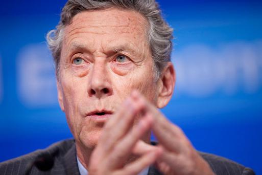 International Monetary Fund's Chief Economist Olivier Blanchard. Photo: Getty Images