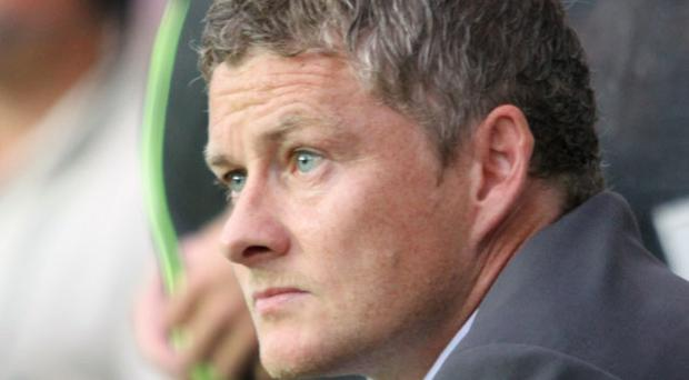 Ole Gunnar Solskjaer: denies Blackburn contact. Photo: Getty Images