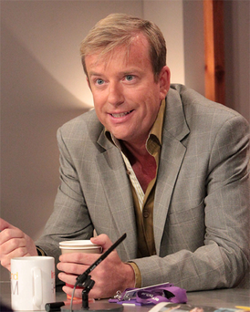 The 'Ireland AM' anchor said he was asked if he would he be interested in joining the national broadcaster's upcoming weekday show which will start in November.