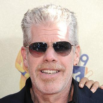 Ron Perlman's film credits include Hellboy and Drive