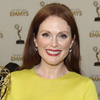Jewellery has been stolen from Julianne Moore's home