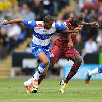 Adrian Mariappa, left, says his team-mates remain confident despite being winless in the league