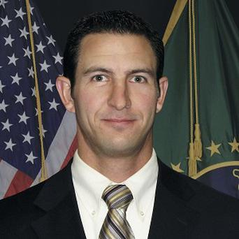 Border Patrol Agent Nicolas Ivie was killed during Tuesday's shooting (AP)