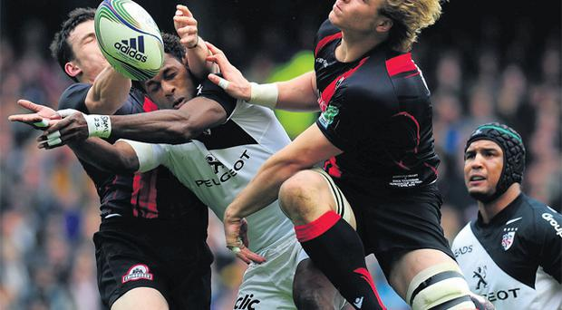 Toulouse have the right age profile and unlike Clermont have as usual recruited and replaced well